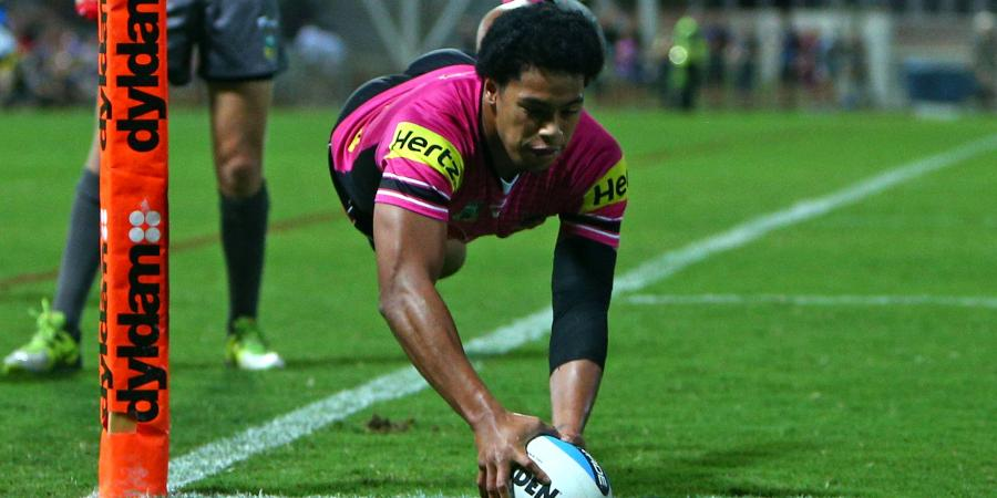 Player Review: Waqa Blake