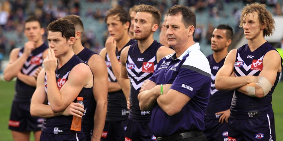 Lyon rubbishes Freo's AFL horror show