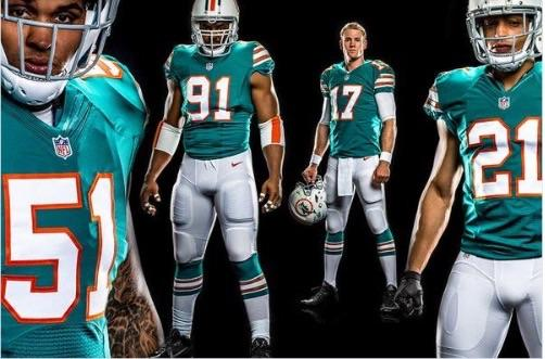 2015 NFL uniforms: Early observations - the good and the downright ugly
