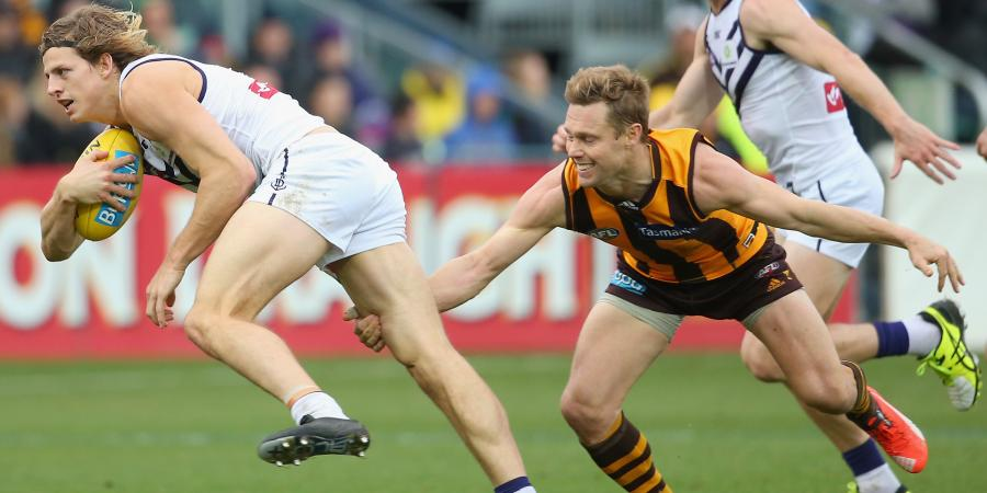Key match-ups for 1st AFL Prelim Final