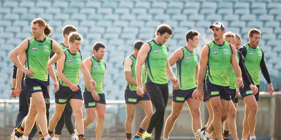 Crows to sponsor PhD candidate to join physical performance team