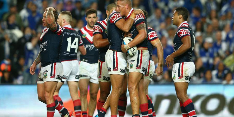 Roosters fave fresh legs for finals charge