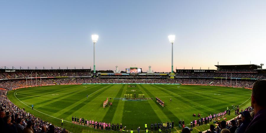 Freo AFL fan life ban after crowd violence