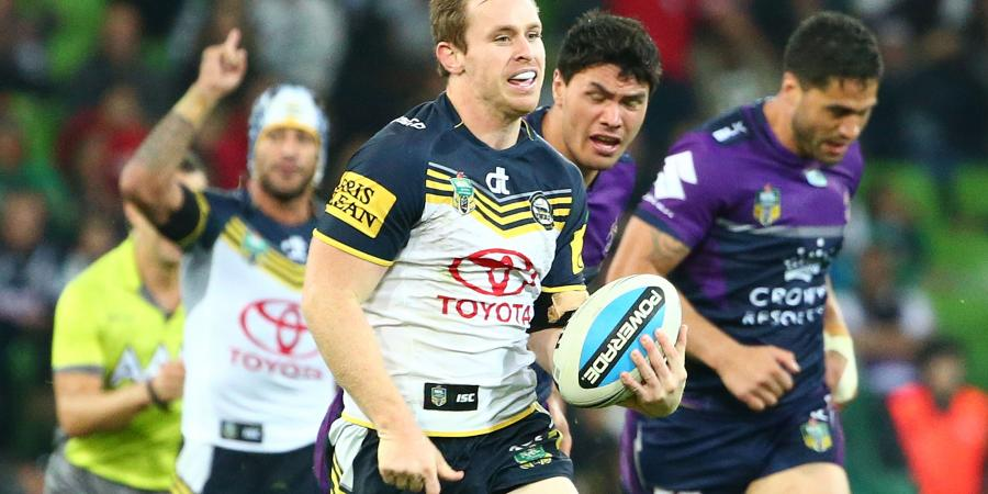 Morgan a handful for Storm, says Smith