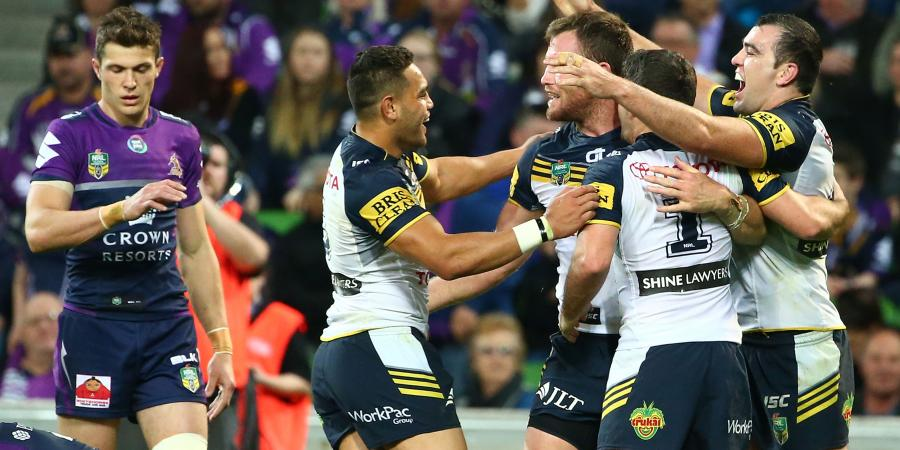 Cowboys set up all Queensland Grand Final
