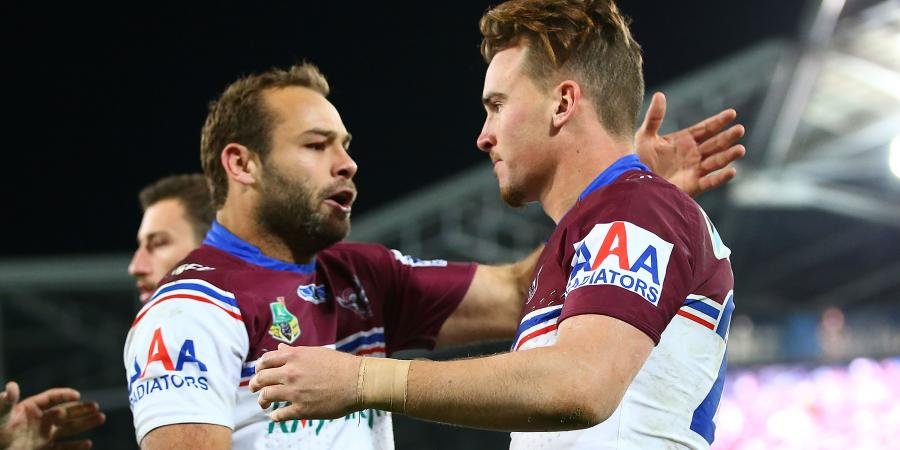 Sea Eagles release boom rookie Gutherson