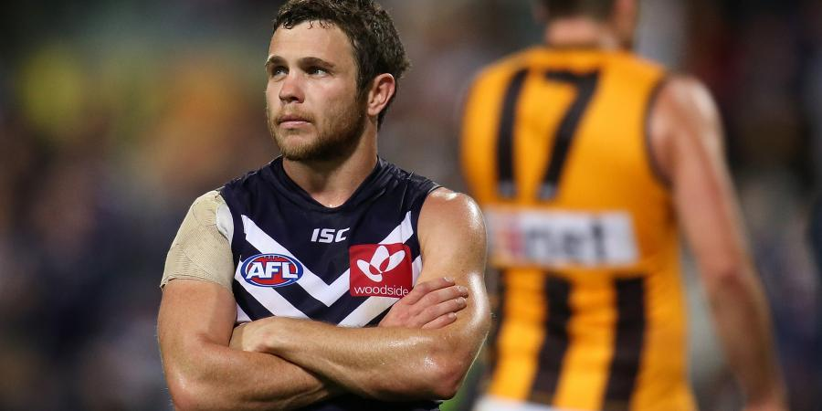 Ballantyne cited for tripping in AFL