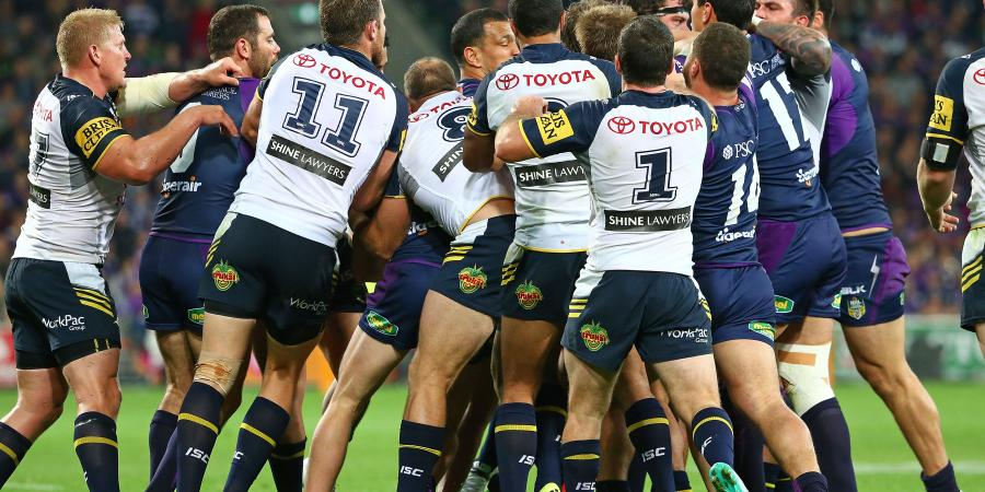 Punch 'didn't cost' Storm victory