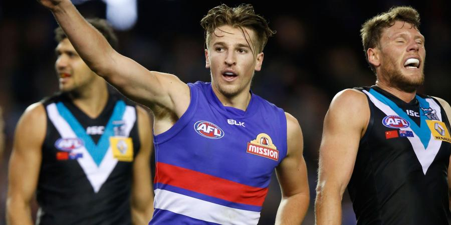Bontempelli commits to AFL Bulldogs