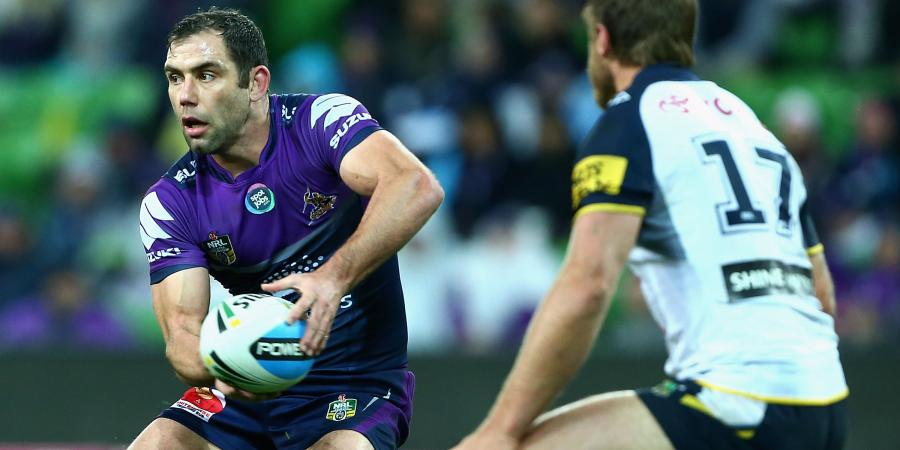 Hodges free to play in NRL grand final