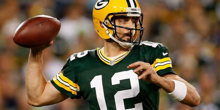 Aaron Rodgers making case for GOAT