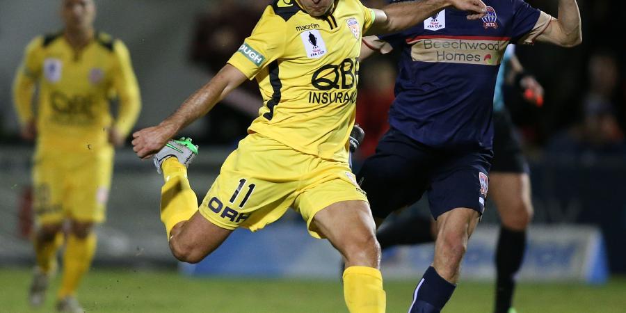 Richard Garcia to captain Glory