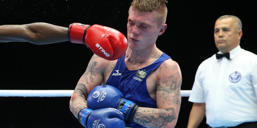 Aussie boxer Daniel Lewis qualifies for Rio Olympics