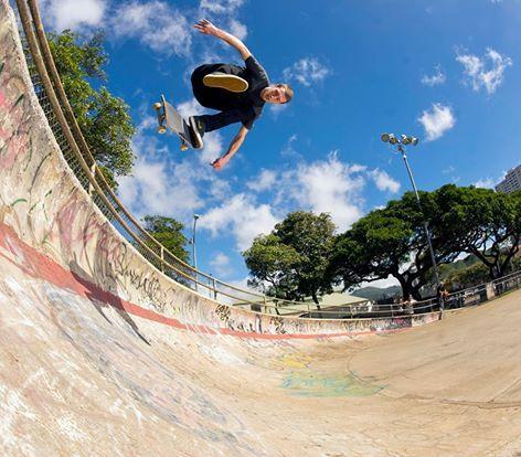 Vans PS Park Series: skateboarding is even better/Vans PS Parque Series: skate é ainda melhor