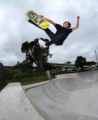 Vans PS Park Series set to change skateboarding/Vans PS Parque Series definido para mudar de skate