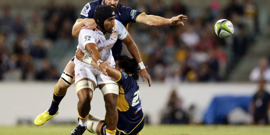 Red-hot Chiefs smash Brumbies in Canberra