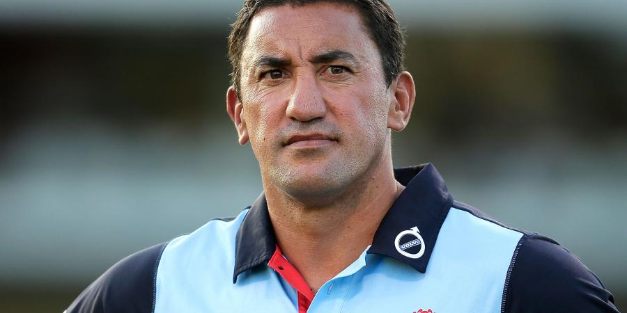 Coach Daryl Gibson lashes his 'rubbish' Waratahs after upset loss to Rebels