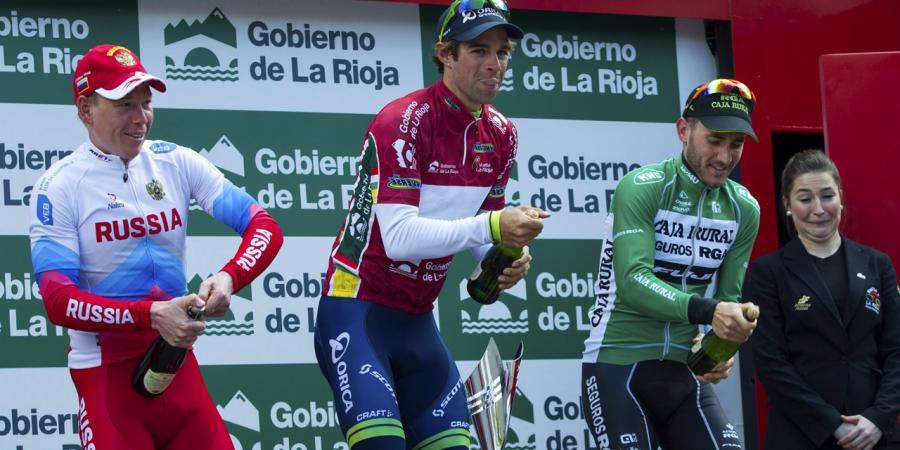 Matthews puts cycling setback behind him