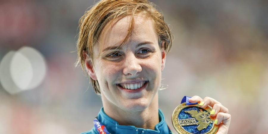 Bronte Campbell battles shoulder injury