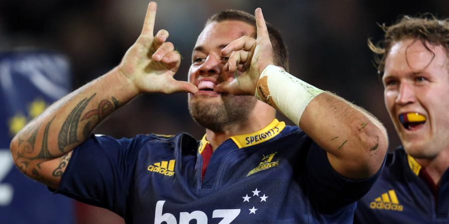 Highlanders prop Edmonds out for season