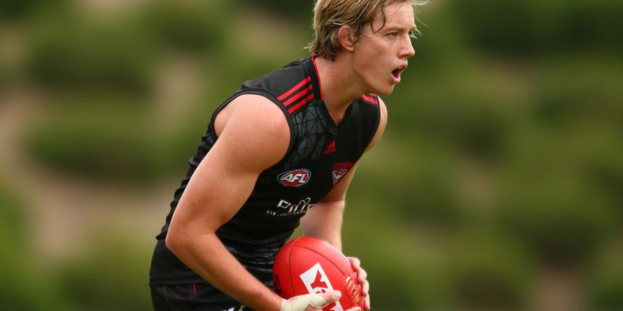 Parish learning from banned AFL Bombers