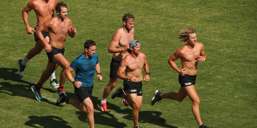 David Zaharakis says banned team-mates are beginning to struggle