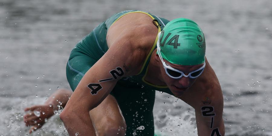 Ryan Bailie wins two triathlon awards