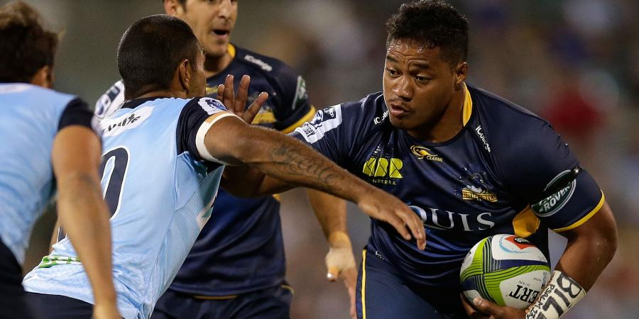 Brumbies' Vaea forced into retirement