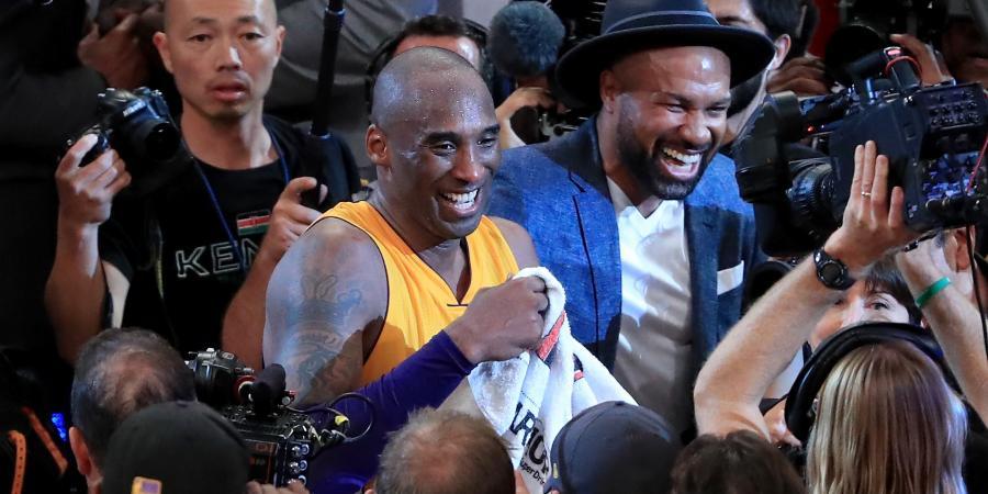 The best social media reactions: Kobe Bryant's last game