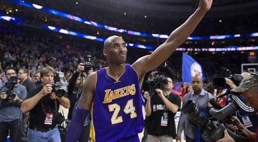 The most seen social media reactions to Kobe Bryant's last game