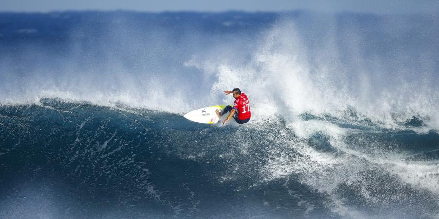Wilson just misses world surf title in WA