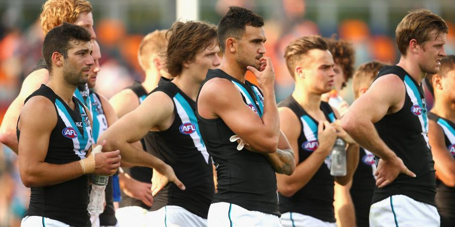 We're giving up in AFL, admits Hinkley