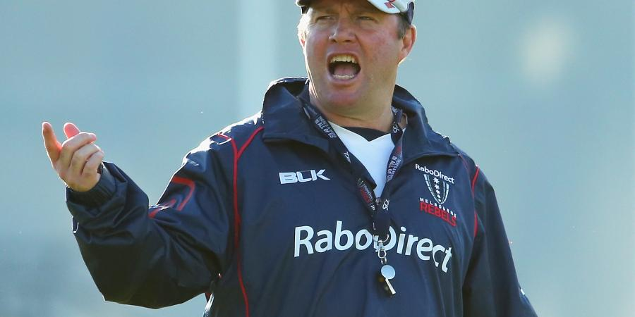 Rebels coach upbeat despite loss