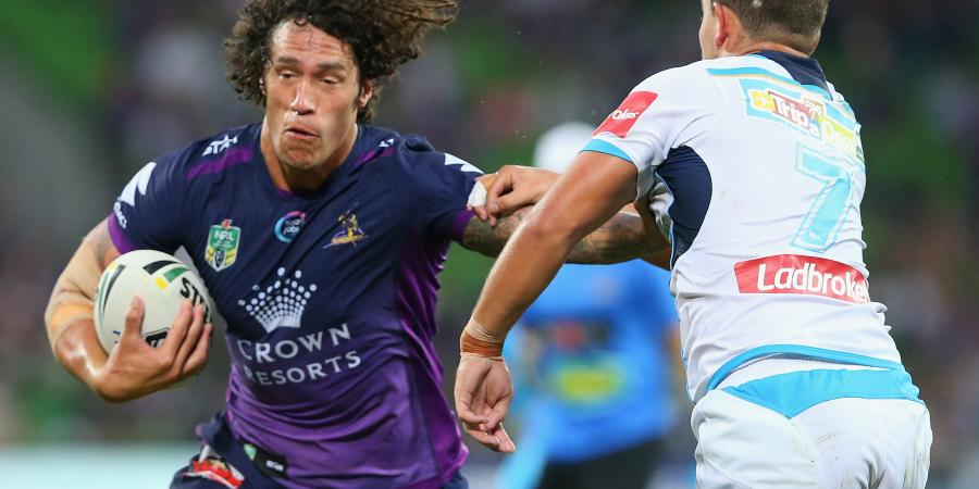 Storm's Proctor wary of Warriors in NRL