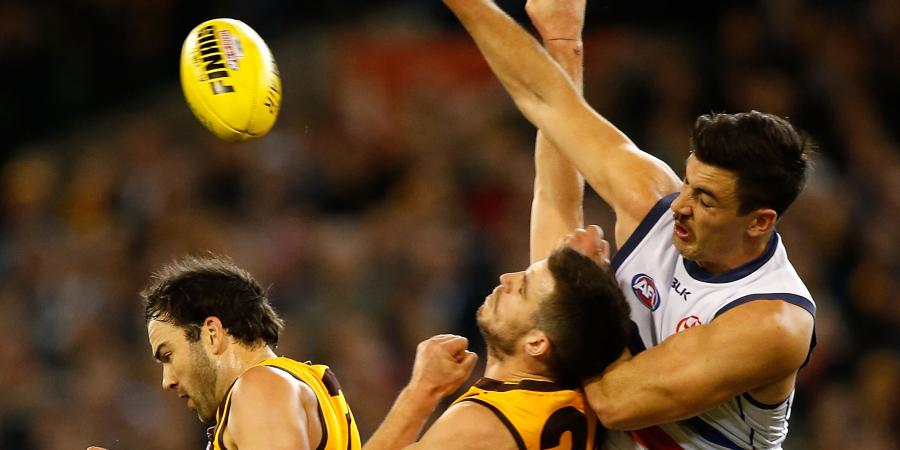 Crows ready for rough-house Hawks