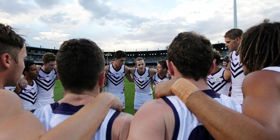 Dockers paying heavy AFL tax says star midfielder Nathan Fyfe