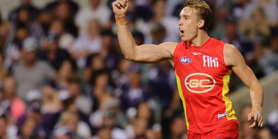 Coleman Medal lead special for Gold Coast's Tom Lynch