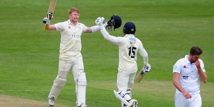 Specsavers County Championship: Round Two, Day 3 Report