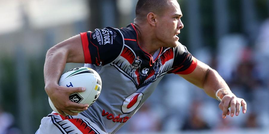 Warriors' Lolohea replaces Tuivasa-Sheck