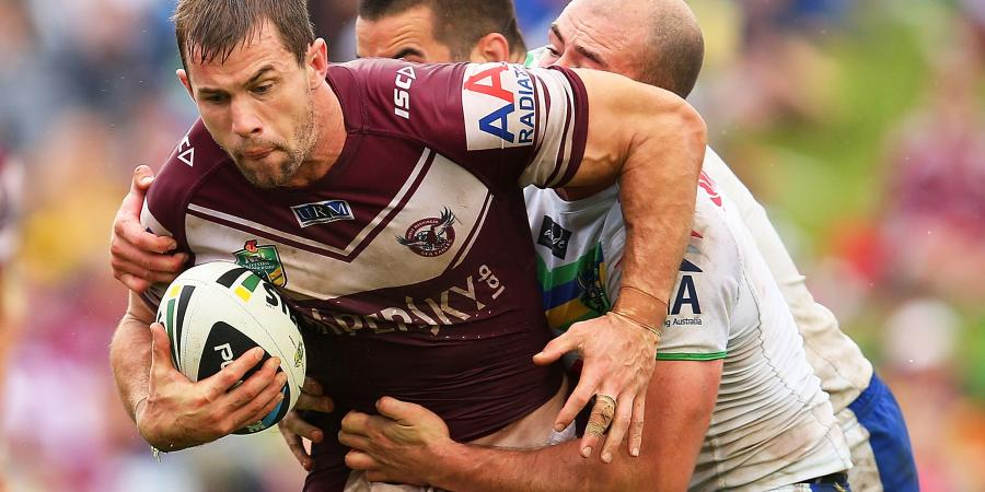 Parcell, Lawrence ease Manly's NRL woes