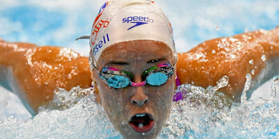 Swim star Throssell ready for Rio walk