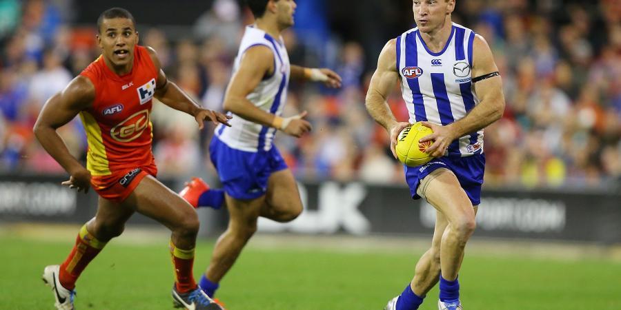 Scott wise to Gold Coast AFL threat