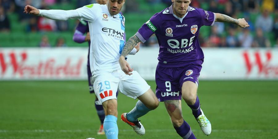 Caceres fit for City's A-League showdown