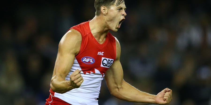 AFL trade boosts both Swans and Eagles