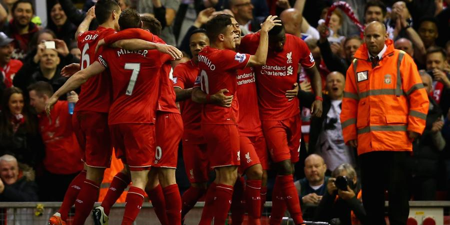 Liverpool blow Everton away in EPL