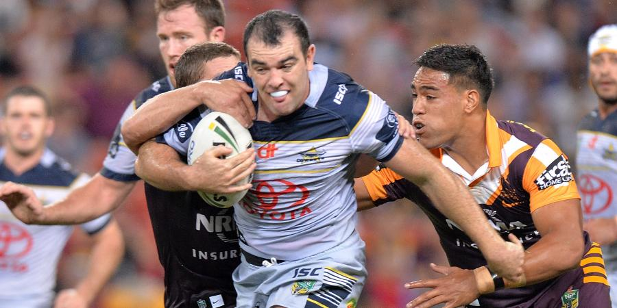 Cowboys flyer out to stop Parra's Semi-Trailer