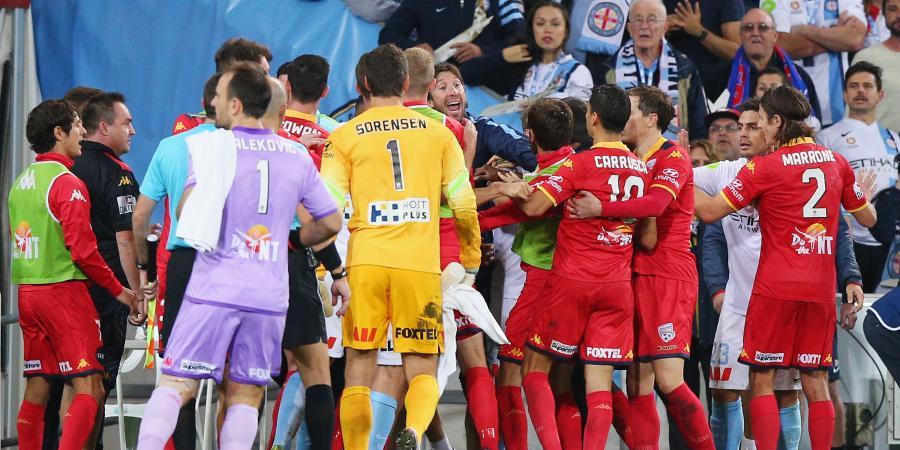 Adelaide United's ill-feeling for City