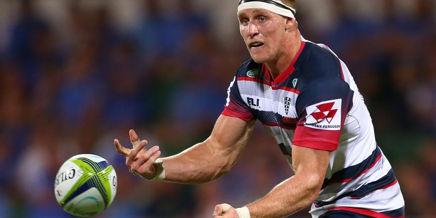 Reece Hodge into centres for Rebels