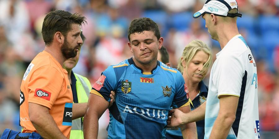 Titan Ashley Taylor set to miss Bulldogs clash