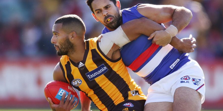Gibson, Hill return for Hawks, Schoenmakers to miss